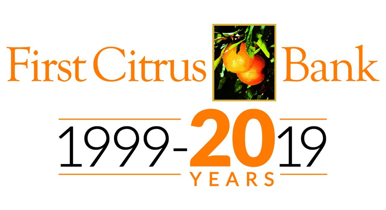 FirstCitrus-20thAnniversary-Logo v4
