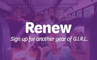 Renew Membership Button