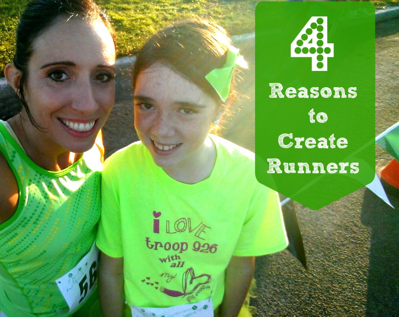Four Reasons to Create Runners