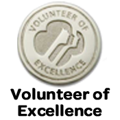Volunteer of Excellence